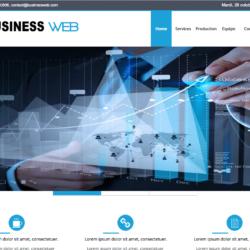 Template Business Webacappella
