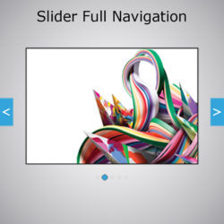 Slider Full Navigation WebAcappella