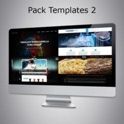 Pack Templates WebAcappella 2
