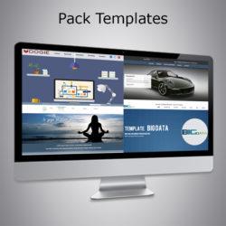 Pack Templates WebAcappella