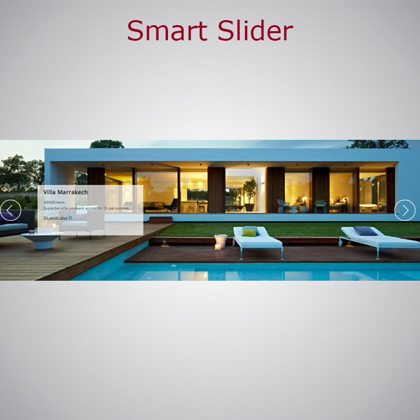Plugin Smart Slider WARC