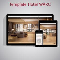 Template Hotel WebAcappella Responsive