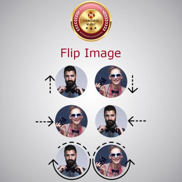 Plugin Flip Image WARC