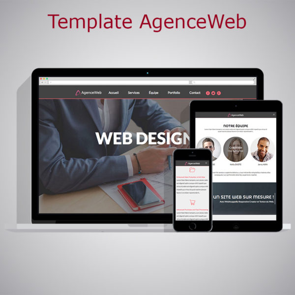Template Agence Web WARC