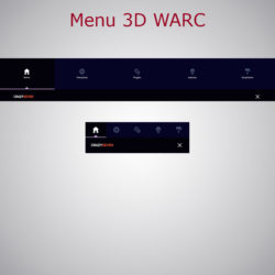 Plugin Menu 3D WARC