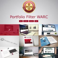 Portfolio Filter Kitten WARC