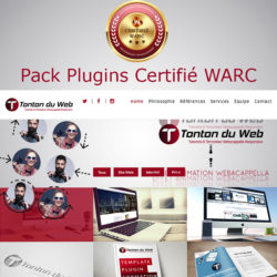 Pack Plugins Certifié WARC