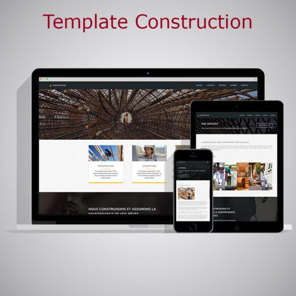 Template Construction WARC