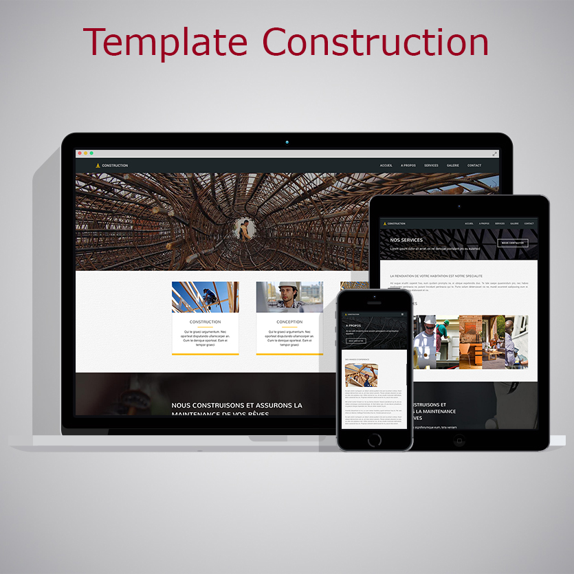 Template Construction WARC