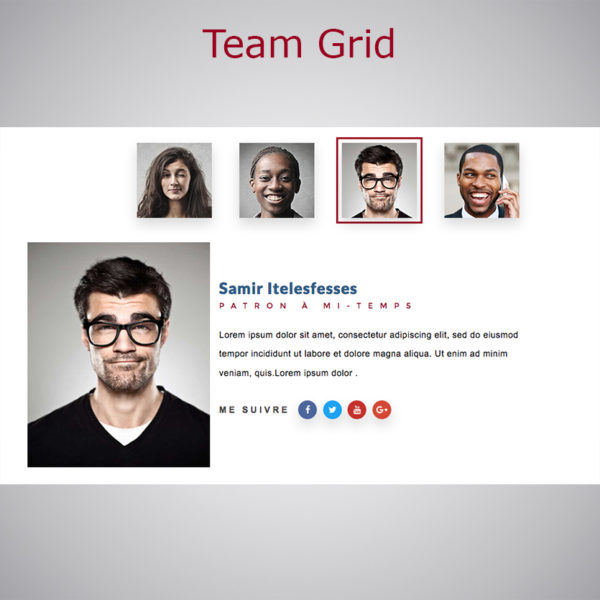 Plugin Team Grid WARC