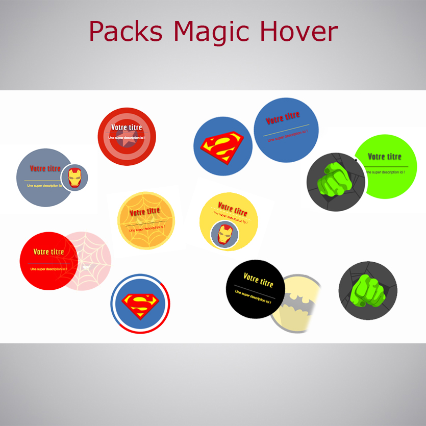 Packs Magic Hover