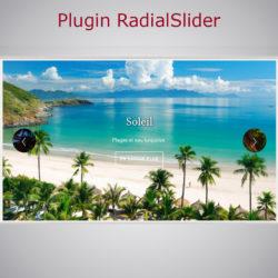Plugin Radial Slider WARC