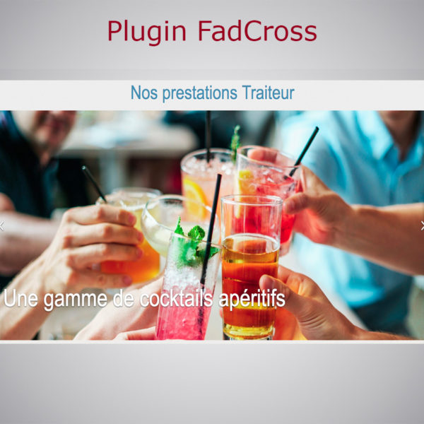 Slider Fad Cross Warc