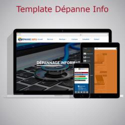 Template Dépanne Info WARC