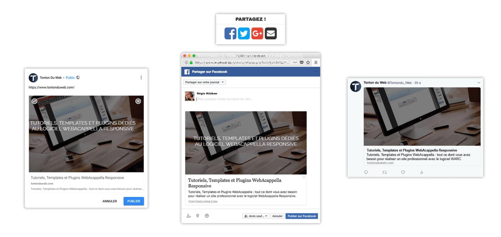 Les balises meta indispensables pour le partage sur les réseaux sociaux