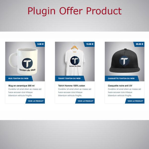 Offer Product pour WA Market