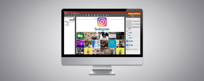 Intégrez votre fil Instagram sur votre site internet