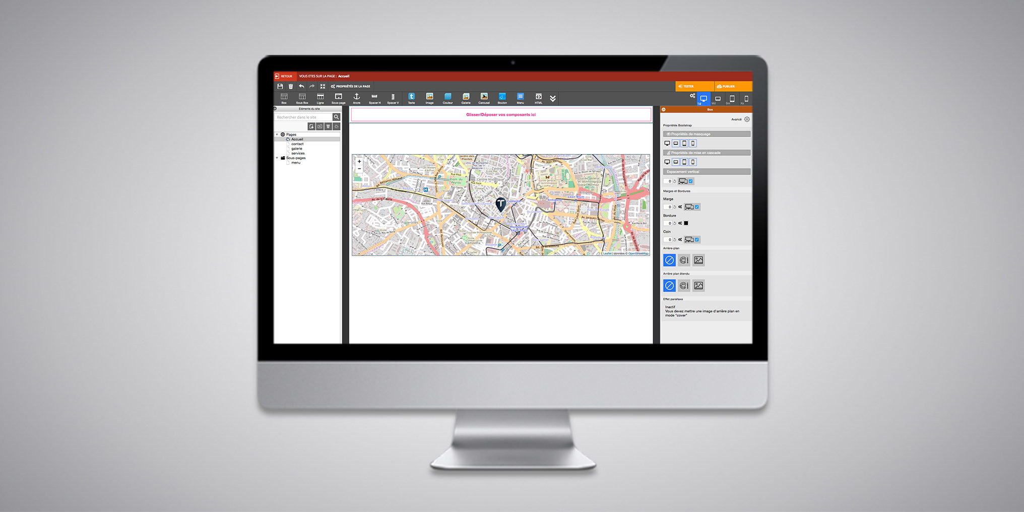 Alternative gratuite à Google Maps (plugin)