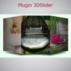 3D Slider WebAcappella