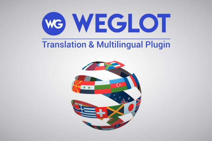 Traduisez votre site web en moins d'1 min Avec Weglot !