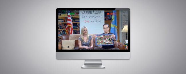 Banque images de drapeaux pour site multi-langues