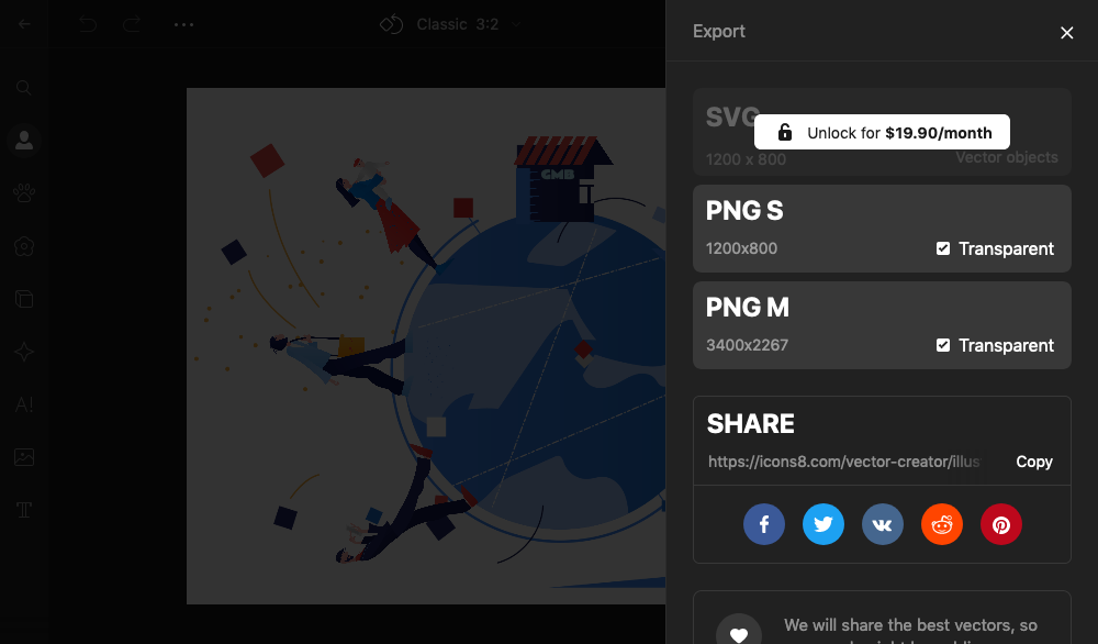 Outils gratuit pour créer des illustrations pour vos site internet
