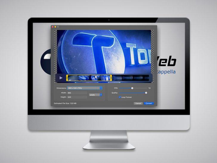 Créer des GIFs à partir de vos vidéos grâce à cette application gratuite